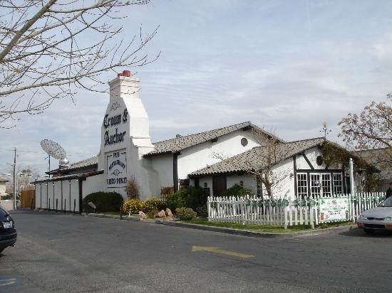 Crown & Anchor Pub: The Legendry Crown & Anchor, Las Vegas, Nevada