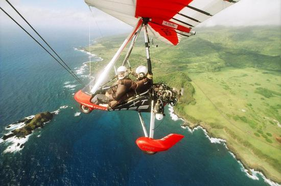 Hang Gliding Maui