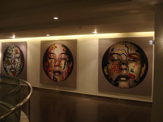 Club Med Guilin: Corridor