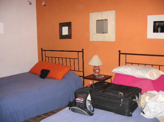 Casita de las Flores: Our room