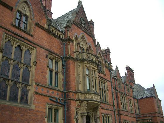 Wroxall Abbey Hotel & Estate: Facade of Wroxall