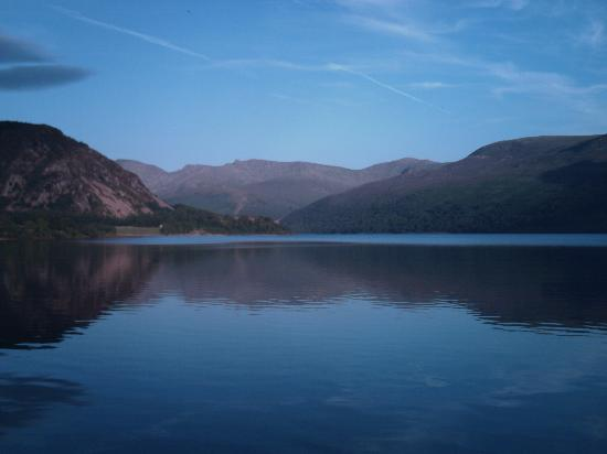 Lake District, UK: Ennerdale Water on a summer's evening