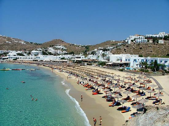 Kosmoplaz Beach Hotel Resort Platis Gialos