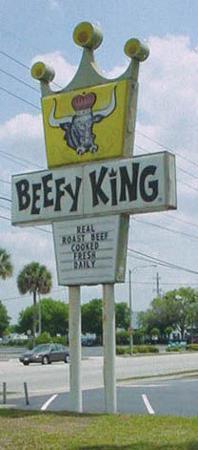 Beefy King Photo