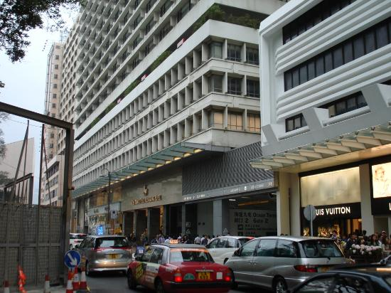 Best Hotel Location In Hong Kong