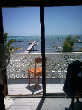 Costa Maya Beach Cabanas: room view