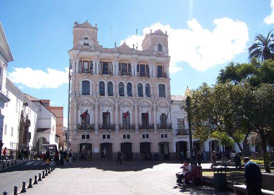 Hotel Plaza Grande ภาพ