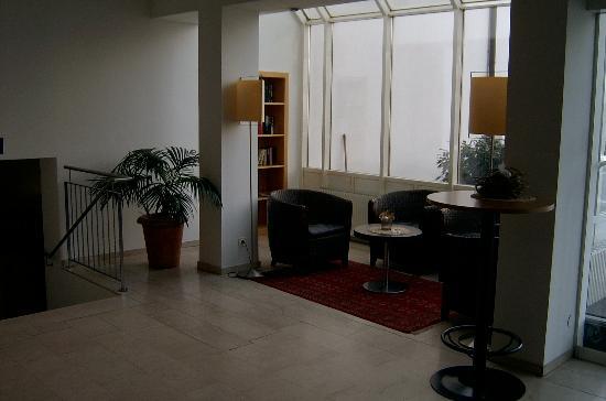 Hotel Weißes Kreuz: lobby