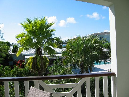 Royal West Indies Resort: View from the balcony