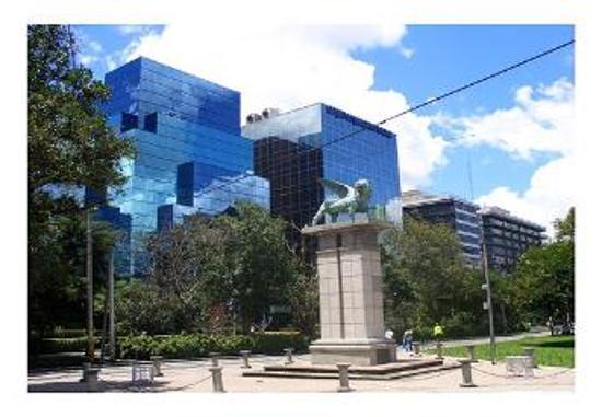Apartamentos Las Torres : Avenida Reforma Guatemala City