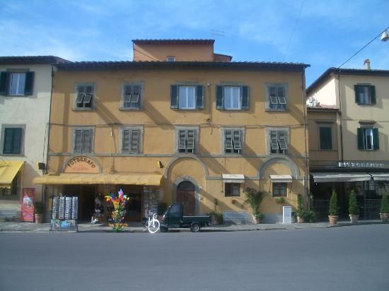 Hotel Villa Kinzica: Hotel