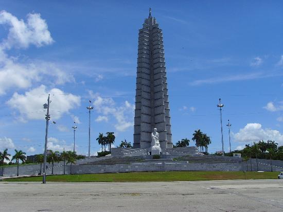 La Havane, Cuba : Revolution Square
