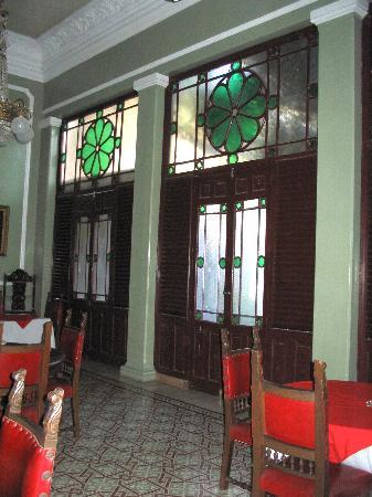 Hotel Posada Toledo & Galeria: dining room doors
