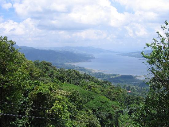 Arenal Kioro Suites & Spa: Lake Arenal (View from Sky Tram/Sky Trek)