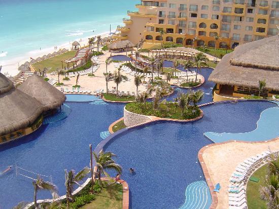 Resultado de imagen para Fiesta Americana Condesa Cancun All Inclusive