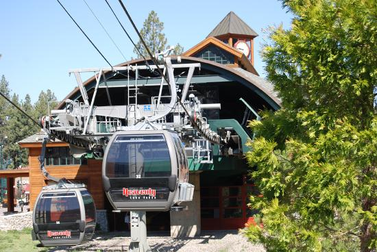 The Gondola at Heavenly