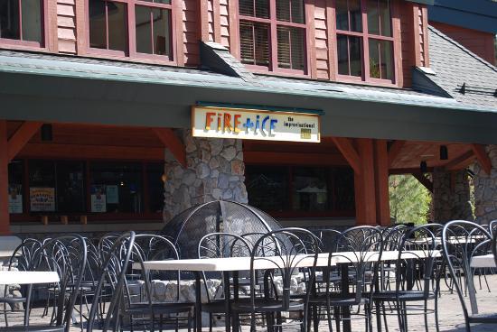 Photo of Asian Restaurant Fire + Ice at 4100 Lake Tahoe Blvd, Lake Tahoe (California), CA 96150, United States