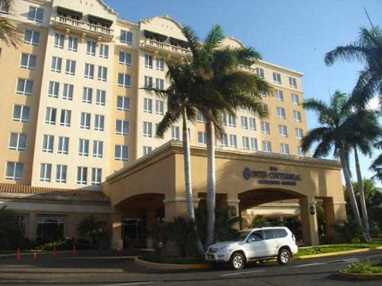 InterContinental Real Managua at Metrocentro Mall: Exterior