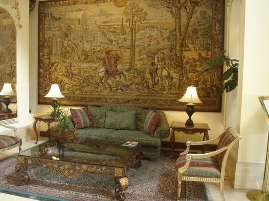 Barcelo San Salvador: Lobby