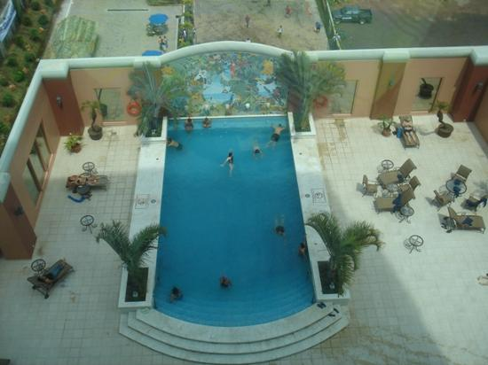 Tegucigalpa Marriott Hotel: Pool