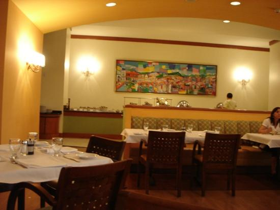 Tegucigalpa Marriott Hotel: Restaurant