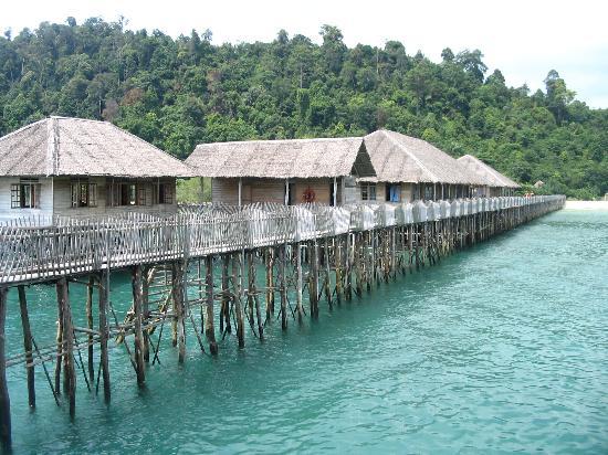 Telunas Resorts - Telunas Beach Resort Foto