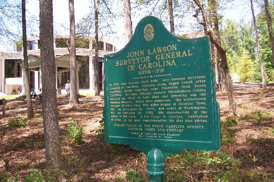 Charlotte Museum of History: Walking trails