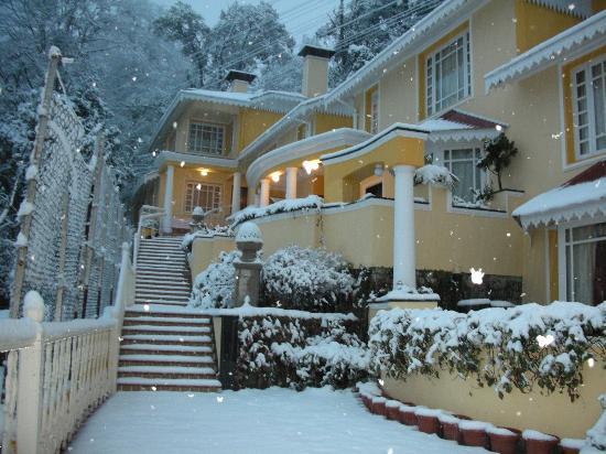 Mayfair Darjeeling: Snow covered paradise - Mayfair, Darjeeling