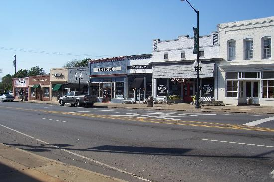 View Of Town Picture Of Pineville North Carolina
