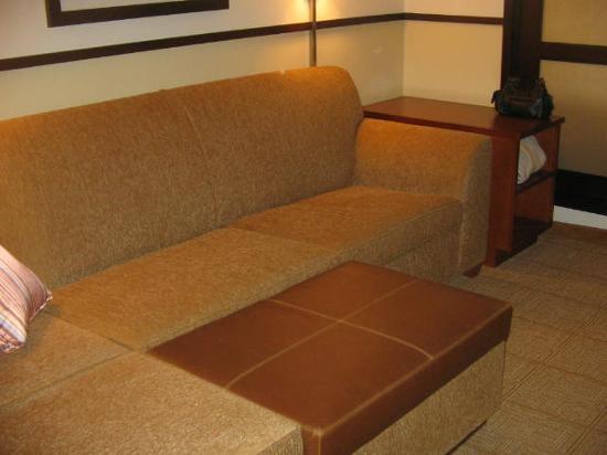Hyatt Place Sacramento/Rancho Cordova: Sitting area