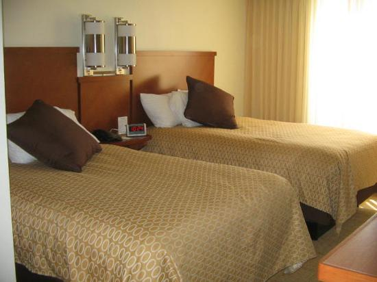 Hyatt Place Sacramento/Rancho Cordova: Beds, obviously
