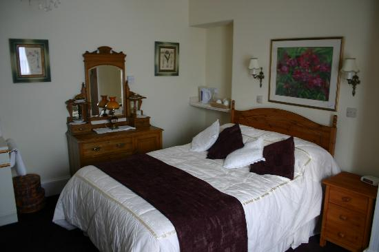 Castlebank Hotel: One of the Bedrooms