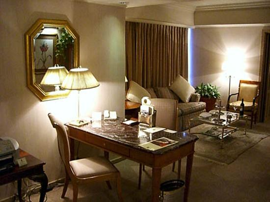 Park Tower, A Luxury Collection Hotel, Buenos Aires: Corner Suite