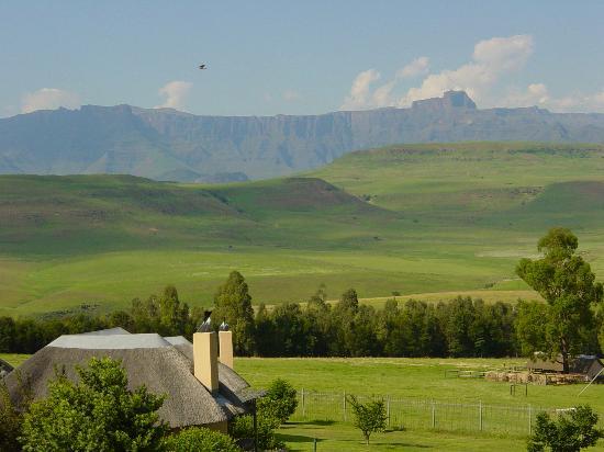 Landscape - Montusi Mountain Lodge Photo