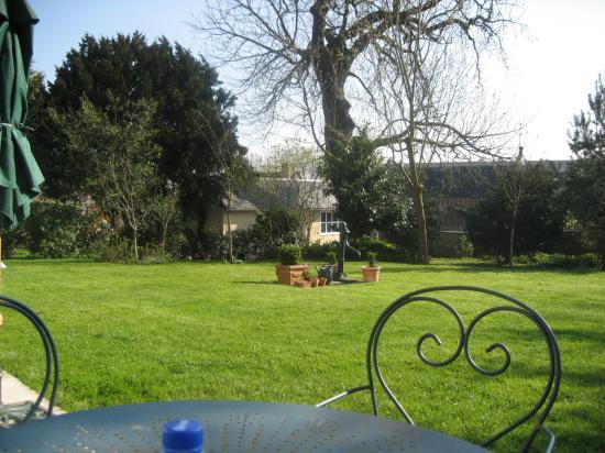 Le jardin du Clos de Bellefontaine