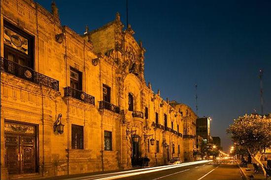 Γκουανταλαχάρα, Μεξικό: Palacio de Gob.Guadalajara
