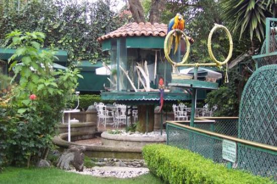 Hotel Park Villa : restaurant