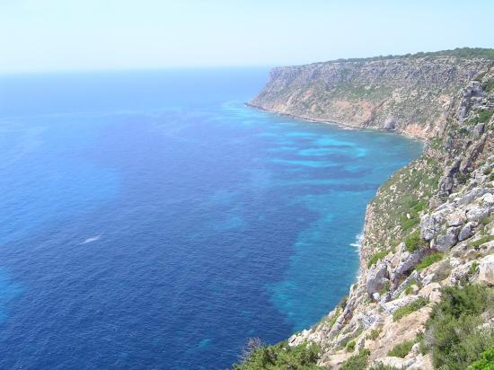 Cala Vadella, España: Formentera