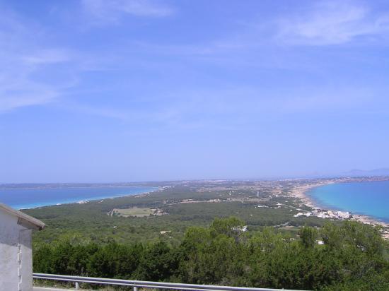 Cala Vadella, Spain: Formentera