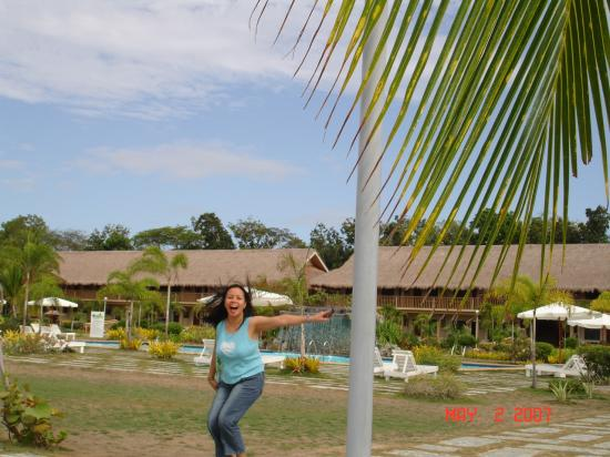 jumping for joy picture of bohol beach club panglao island