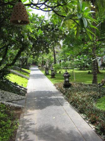Padma Resort Legian: Padma Gardens