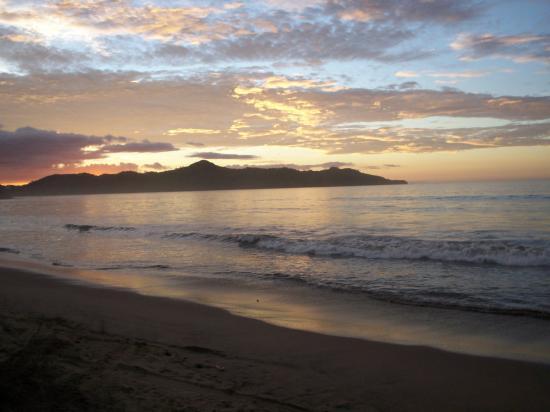 Hotel Brasilito : Sunset from the Restaurant is amazing