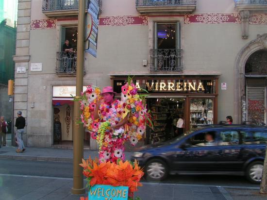 Hotel Vicino La Rambla