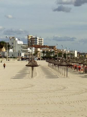 Can Pastilla, Espagne : The Beach