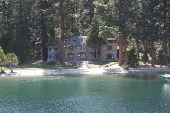 Vikingsholm Castle, Emerald Bay, South Lake Tahoe, CA