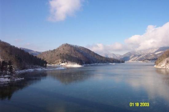 Watauga Lake 2 Carter County Tn Picture Of