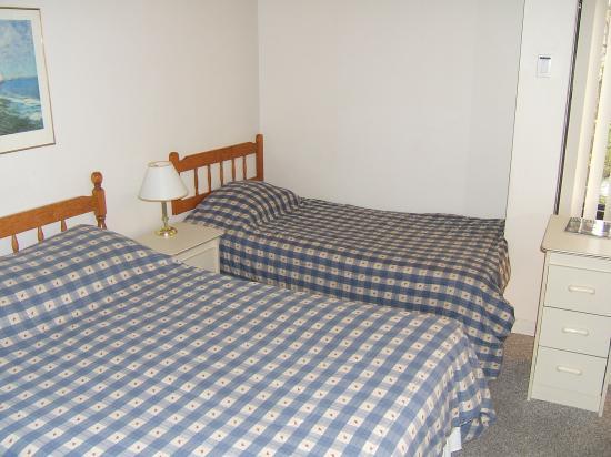 Alexandra Hotel: Beds