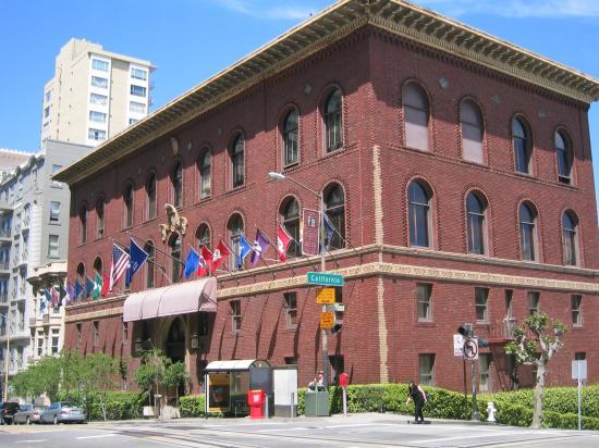 University Club San Francisco: Club House
