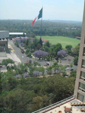 JW Marriott Hotel Mexico City: Vista