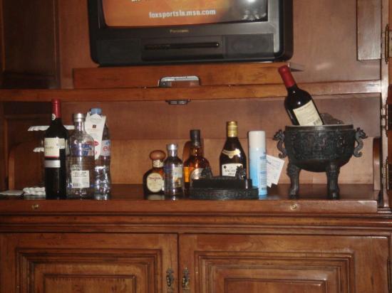 JW Marriott Hotel Mexico City: El bar